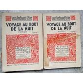 Voyage Au Bout De La Nuit de louis-ferdinand c�line