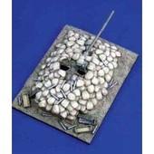 Verlinden - 01770 - Bunker Afganistan 2001 - 1:35
