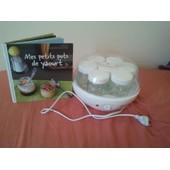 yaourti�re et livre de recette