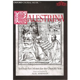 Palestrina - Ten four-part Motets for the church's Year
