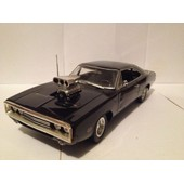 Dodge Charger Fast And Furious 1:18