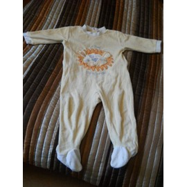 Pyjama L'enfant Do Lion Roi Jungle
