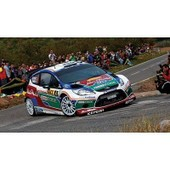 Maquette Voiture : Ford Fiesta Wrc