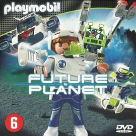 Dvd Future Planet Playmobil