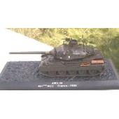 Tank Char D'assaut Amx 30 France 501 Eme Regiment Cc 1982 1/72 Altaya Blinde