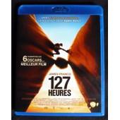 127 Heures - Blu-Ray de Danny Boyle