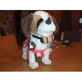 Billy Le Chien Peluche Interactive