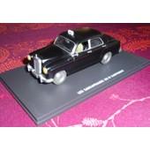 Voitures Et Vehicules Fantastiques Blake Et Mortimer - Le Taxi Mercedes 190 Des Sarcophages Du 6e Continent