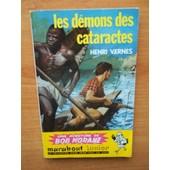 Les Demons Des Cataractes Une Aventure De Bob Morane N� 102 [�dition Originale] de HENRI VERNES