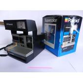 Polaroid SuperColor 635 LM noir