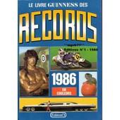 Le Livre Des Records 1986 - Collectif