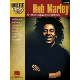 Ukulele Play-Along Vol. 26 : Bob Marley + CD