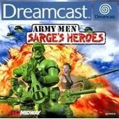 Army Men Sarges Heroes - Dreamcast - Pal
