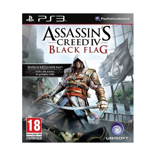 Assassin's Creed 4 Black Flag - PlayStation 3