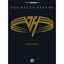 The Best Of Van Halen - Volume 1 Authentic Guitar TAB