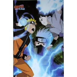 Naruto Poster Collector N�18 Poster Neuf