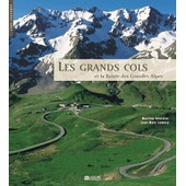 Les Grands Cols Et La Route Des Grandes Alpes de Jean-Marc Lamory