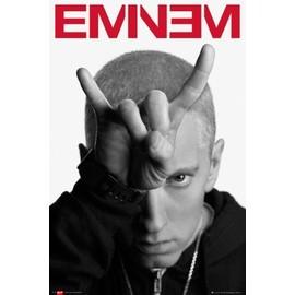 Eminem Poster - The Marshall Mathers, Horns (91x61 cm)