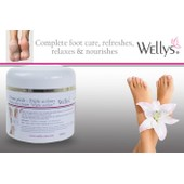 Cr�me Soin Complet Pour Pieds Wellys