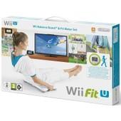 Wii Fit U + Wii Fit Meter + Wii Balance Board