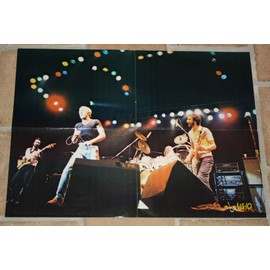 poster affiche magazine best the who 59x43