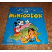 Walt Disney Gdl Minicolor Ann�e 1982 de walt disney