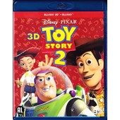 Toy Story 2 - Combo Blu-Ray3d + Blu-Ray2d de John Lasseter