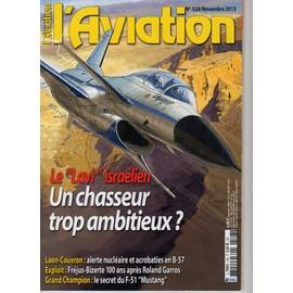 Le Fana De L'aviation 528 Le Lavi Isra�lien 528