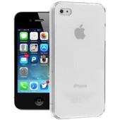 Coque Crystal Transparente & Rigide Pour Iphone 4/4s + Film �cran Offert