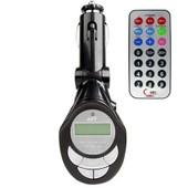 Emetteur-Transmetteur Fm - Lecteur De Cl� Usb, Cartes Sd/Mmc