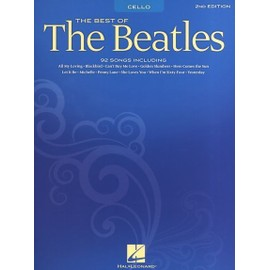 The Best Of The Beatles For Cello ¿ 2nd Edition