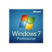 Microsoft Windows 7 Professional W/Sp1 - Licence - 1 Pc - Oem - Dvd - 64-Bit, Lcp - Fran�ais