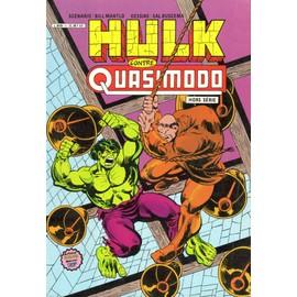 Hulk Contre Quasimodo N�1 Hors Serie