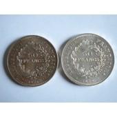 Piece 50 Francs Argent 1976 Pas Cher Ou D Occasion Sur Rakuten