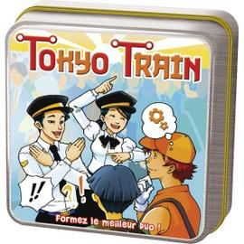 Tokyo Train - Jeu De Poche