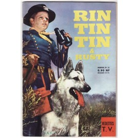 Rintintin Et Rusty Vedettes Tv N� 22