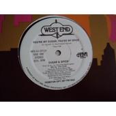 You're My Sugar, You're My Spice 1979 Usa Promo Copy - Sugar & Spice