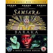 Samsara - Baraka - 2-Film Double Disc Collector de Ron Fricke