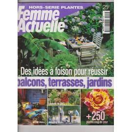 Femme Actuelle Hors-S�rie Plantes 6734