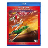Planes - Combo Blu-Ray3d + Blu-Ray+ Dvd de Klay Hall