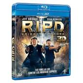 R.I.P.D. Brigade Fant�me - Blu-Ray3d de Robert Schwentke