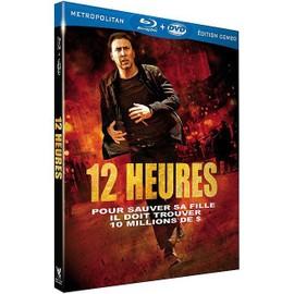 12 Heures Combo Blu Ray + Dvd