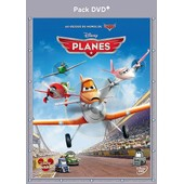 Planes - Pack Dvd+ de Klay Hall