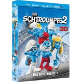Les Schtroumpfs 2 - Combo Blu-Ray 3d + Blu-Ray + Dvd + Copie Digitale de Raja Gosnell