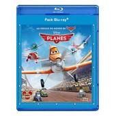 Planes - Pack Blu-Ray+ de Klay Hall