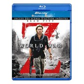 World War Z - Combo Blu-Ray + Dvd - Version Longue In�dite de Marc Forster