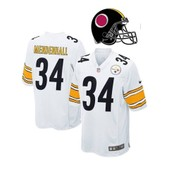 Maillot Foot Am�ricain Nfl Us Steelers 34 Mendenhall
