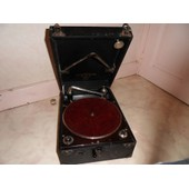 Gramophone Viva-Tonal Colombia Grafonola N�112 (1927) Made In England