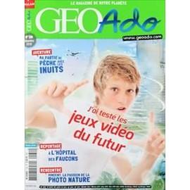 Geo Ado 130 - J'ai Test� Les Jeux Vid�o Du Futur