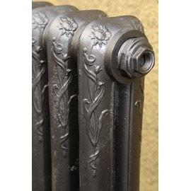 radiateur fonte rococo alphite